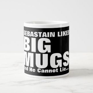 Personalized Fun Likes Big Mugs And I Cannot Lie