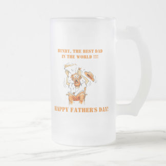 Personalized Funny Fathers Day Mugs