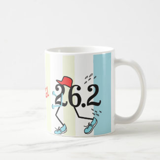 PERSONALIZED Funny Marathon 26.2 © Gift for Runner Coffee Mug