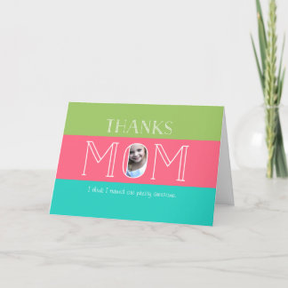 Personalized | Funny Mother's Day Card