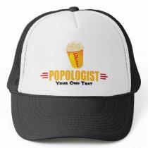 Personalized Funny Popcorn Trucker Hat