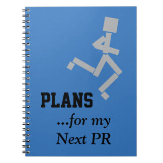 Personalized Funny Runner Running Journal