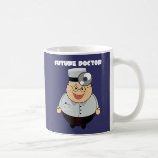 Personalized Future Doctor Coffee Mug