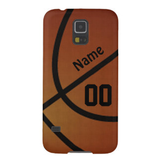 Personalized Galaxy S5 Basketball Phone Case Galaxy S5 Cover