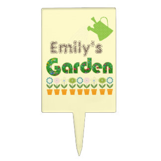 Personalized Garden Pick