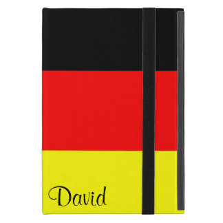 Personalized German Flag iPad Mini Case