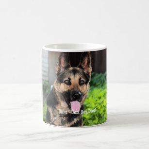 German Shepherd Mugs No Minimum Quantity Zazzle