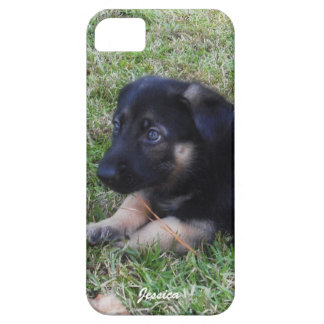 Personalized: German Shepherd iPhone 5 Case