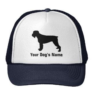 Personalized Giant Schnauzer ジャイアント・シュナウザー Trucker Hat