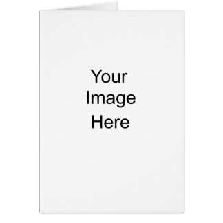 Personalized Gifts Custom Greeting Card