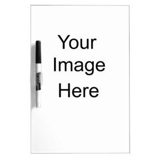 Personalized Gifts Custom Dry-Erase Board