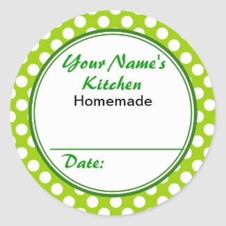Personalized Gifts for Bakers Your Kitchen Round