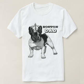 Personalized Gifts for Boston Terrier Lovers T-shirt