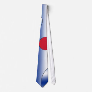 Personalized Gifts for Cubans: Flag Colors of Cuba Neck Tie