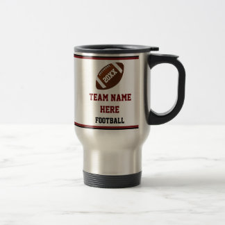 Personalized Gifts for Football Coaches Mugs
