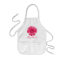 Personalized Girls Apron