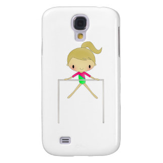 Personalized Girls Gymnastic apparel & accessories Galaxy S4 Cover
