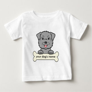 Personalized Glen of Imaal Terrier Baby T-Shirt