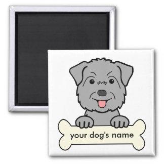 Personalized Glen of Imaal Terrier Magnet