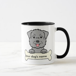 Personalized Glen of Imaal Terrier Mug