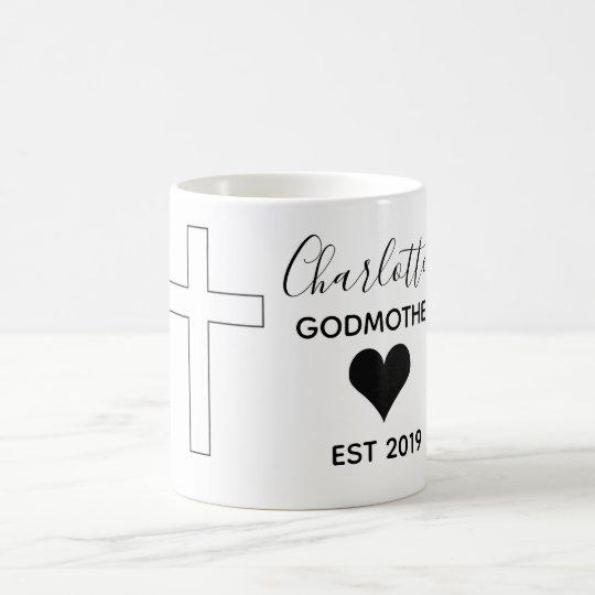 Personalized godmother mug | Zazzle.com