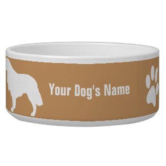 Personalized Golden Retriever ゴールデン・レトリーバー Bowl