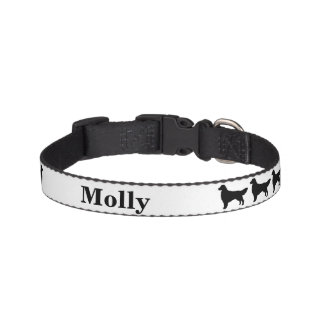 Personalized Golden Retriever Dog Collar