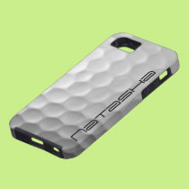 Personalized Golf Ball iPhone 5s Case