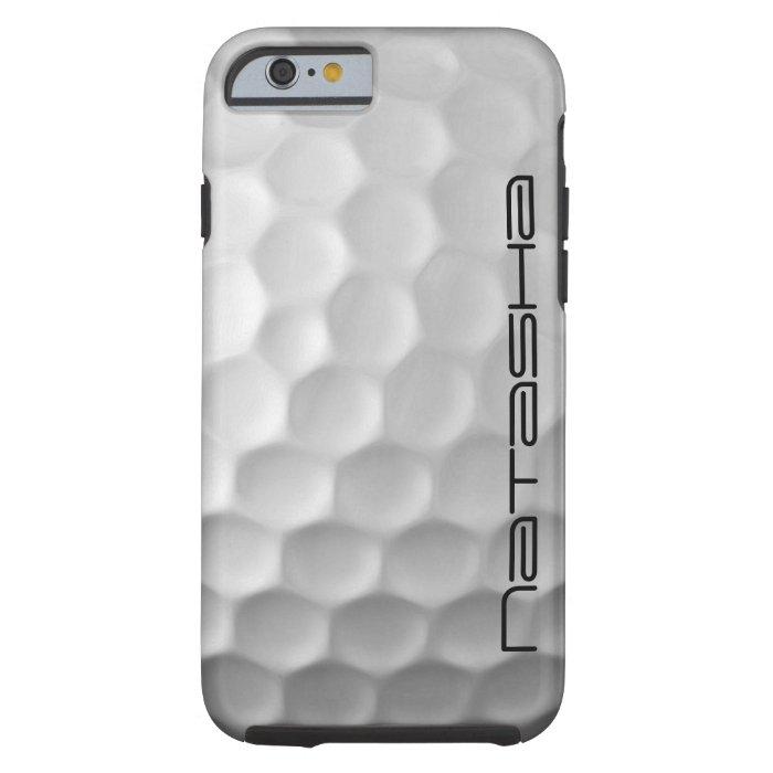 Golf Ball Iphone Case