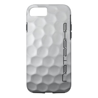 Personalized Golf Ball iPhone 7 case