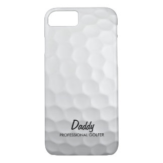Personalized Golf Ball iPhone 8/7 Case