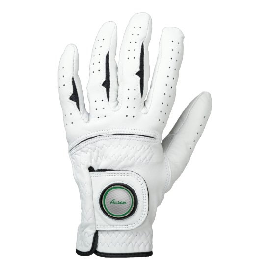 Personalized Golf Glove Gift