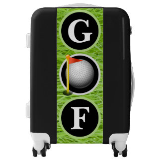 Personalized Golf Luggage