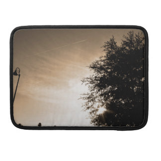 Personalized Good Morning - Sepia Sleeve For MacBook Pro