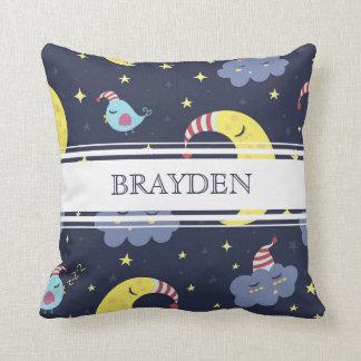 Personalized Good Night Sleep Tight Pillow