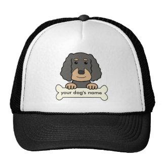 Personalized Gordon Setter Trucker Hat