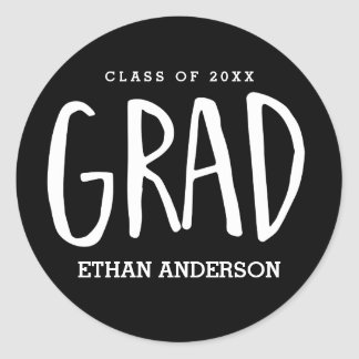 Personalized Grad Envelope Seal