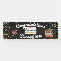 Personalized Graduation Banner-Large Banner