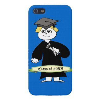 Personalized Graduation Gifts iPhone 5 Case
