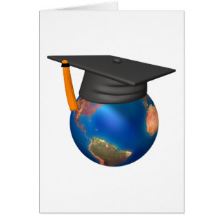 Personalized Graduation Greeting Card