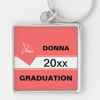 Personalized Graduation Keepsakes Keychains
