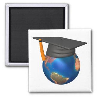 Personalized Graduation Fridge Magnets