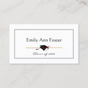 photo relating to Free Printable Graduation Name Cards identified as Tailored Commencement Reputation Playing cards
