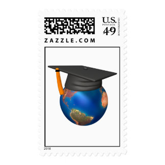 Personalized Graduation Stamps