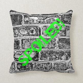 Personalized Graffiti Pillows
