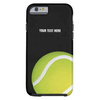 Personalized Green Tennis Ball iPhone 6 Case