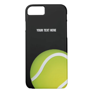 Personalized Green Tennis Ball iPhone 7 Case
