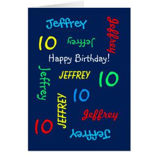 10 Year Old Boy Birthday Gift