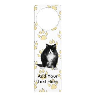 Personalized Grumpy Cat Door Hanger
