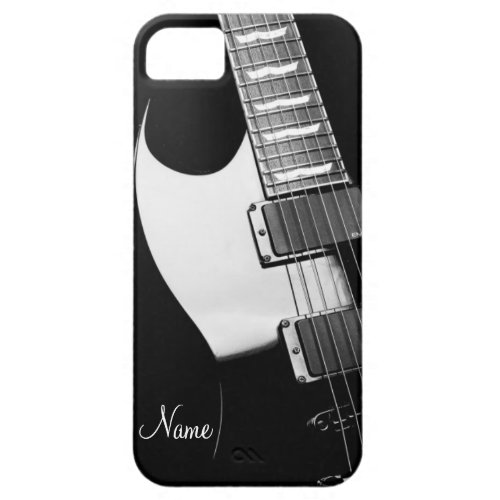 Personalized Guitar Case for iPhone 5 iPhone 5 Covers